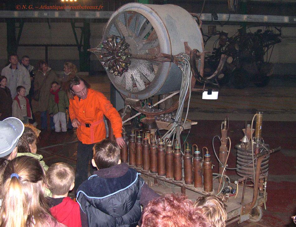Royal de  Luxe - Machine à odeurs