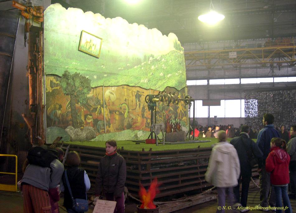 Royal de  Luxe - La Véritable Histoire de France