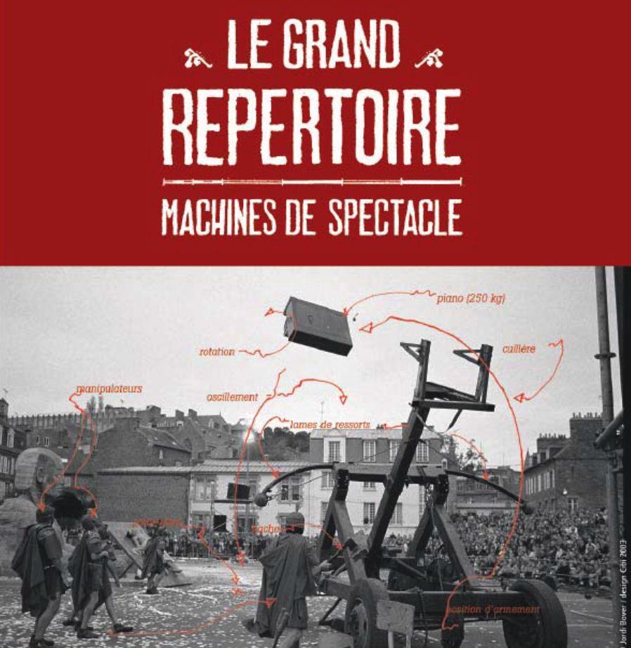 Exposition Grand Répertoire - Affiche